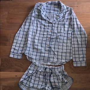 Ugg Sleepwear - plaid, size small